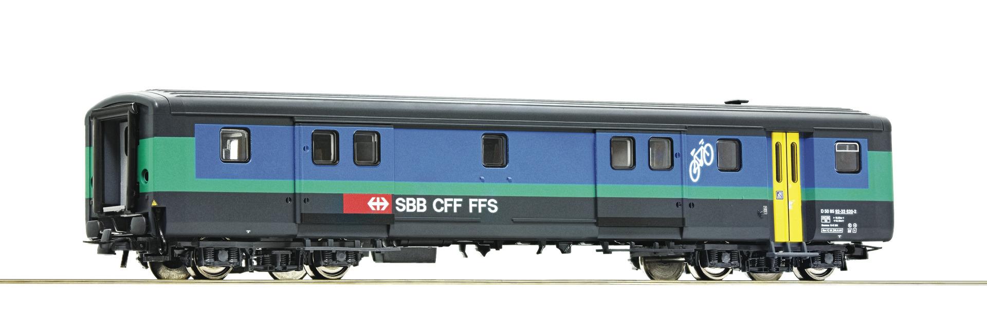 Roco 74568 Gepäckwagen