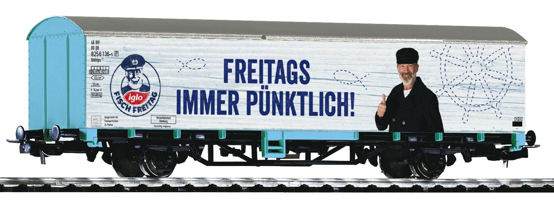 PIKO - GüterwagenIGLO DB AG