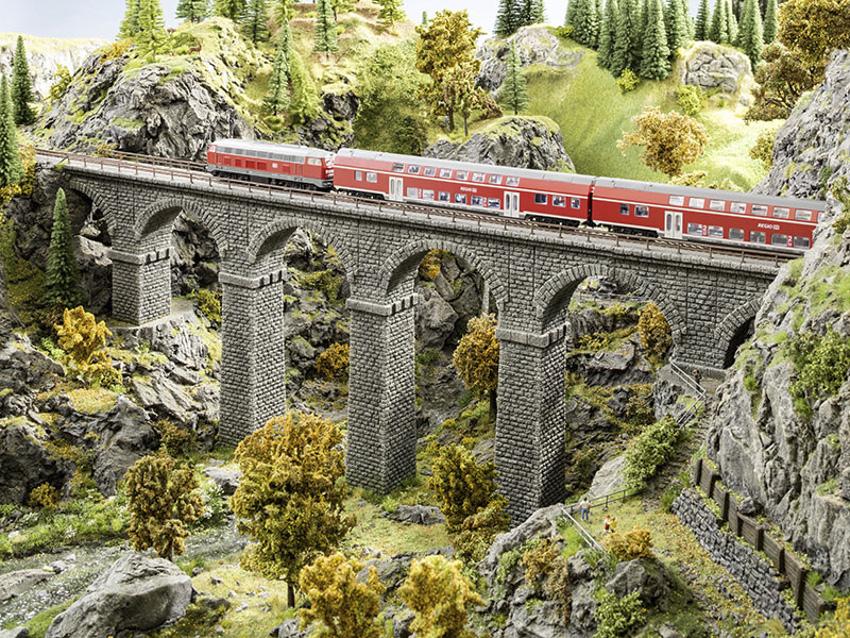 Noch 58675 Ravenna-Viadukt