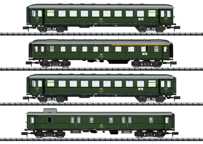 Trix 18709 Personenwagen-Set Nahverkehr Personenwagen-Set Nahverkehr