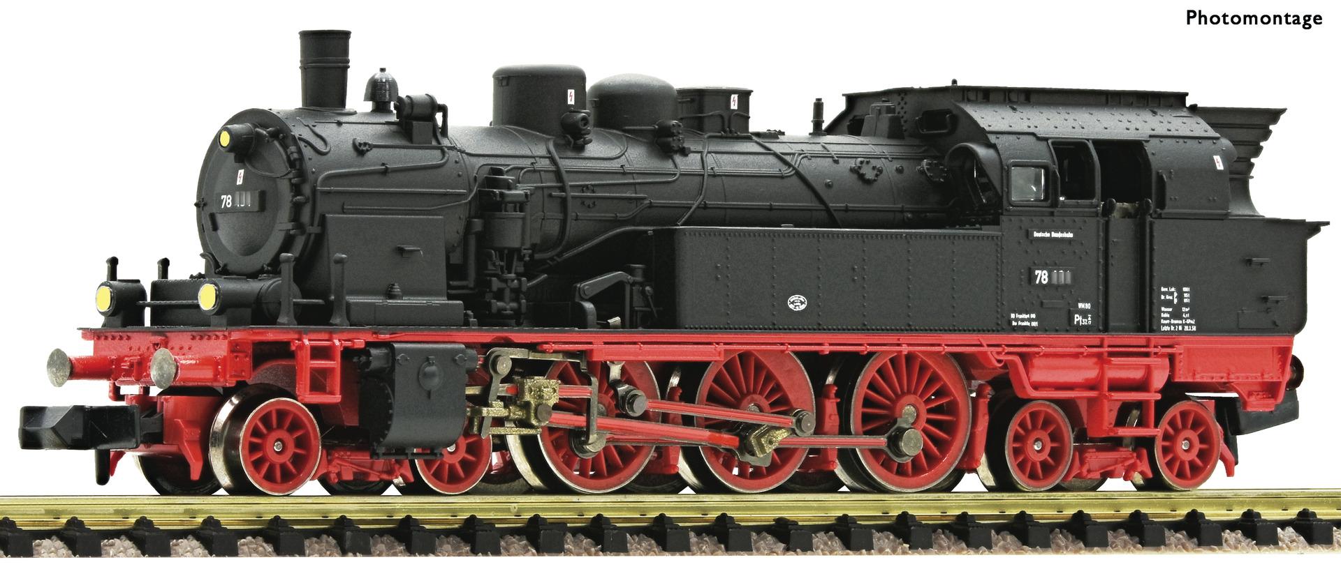 Fleischmann 707584 Dampflokomotive BR 78