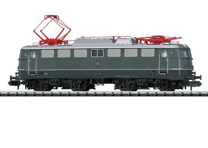 Trix 16402 Elektrolokomotive Baureihe E 40 Elektrolokomotive Baureihe E 40
