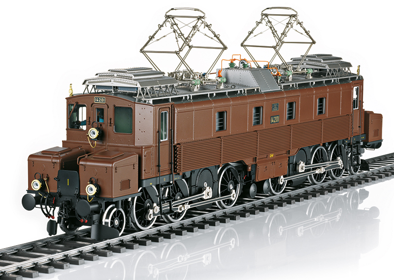 Märklin 55526 Elektrolokomotive Serie Ce 6/8 I Elektrolokomotive Serie Ce 6/8 I