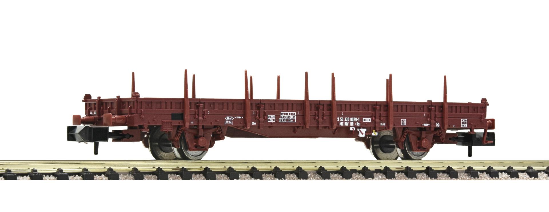 Fleischmann 825738 Steckrungenwagen