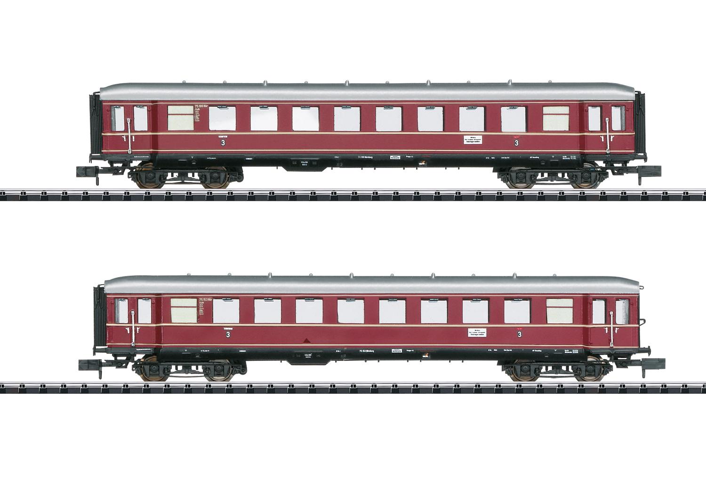 Trix 15406 Wagen-Set Die roten Bamberger Teil 2 Wagen-Set Die roten Bamberger Teil 2