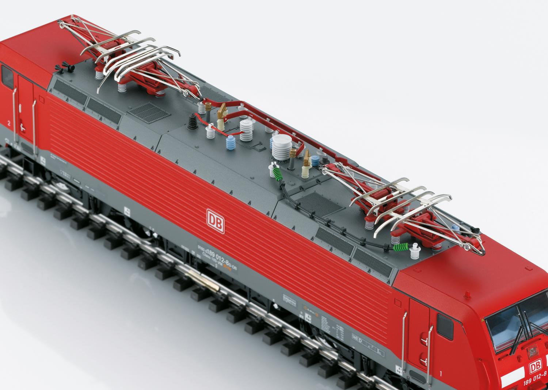 Märklin 39866 Elektrolokomotive Baureihe 189 Elektrolokomotive Baureihe 189
