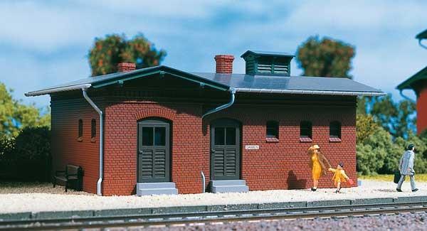 Auhagen 11384 Bahnhofstoilette