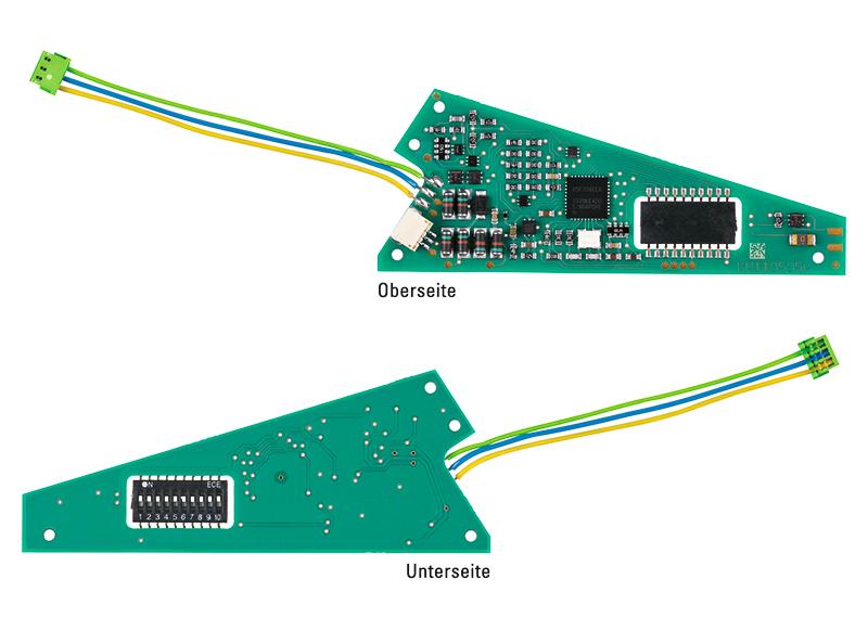 Märklin 74462 Einbau-Digital-Decoder (C-Gleis)
