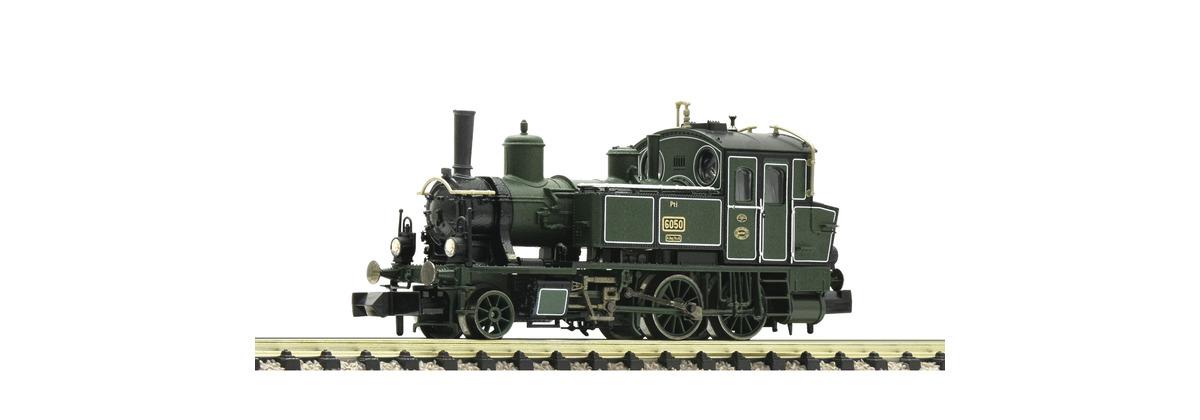Fleischmann 707085 - Dampflokomotive der Gattung Pt 2/3, K.Bay.Sts.B.