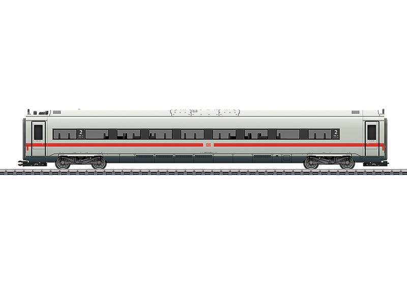 Märklin 43728 Ergänzungswagen zum ICE 4
