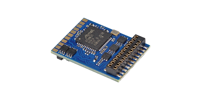 ESU-Elektronik 59619 LokPilot 5 DCC/MM/SX/M4, 21MTC NEM660, Retail, Spurweite H0 ,0