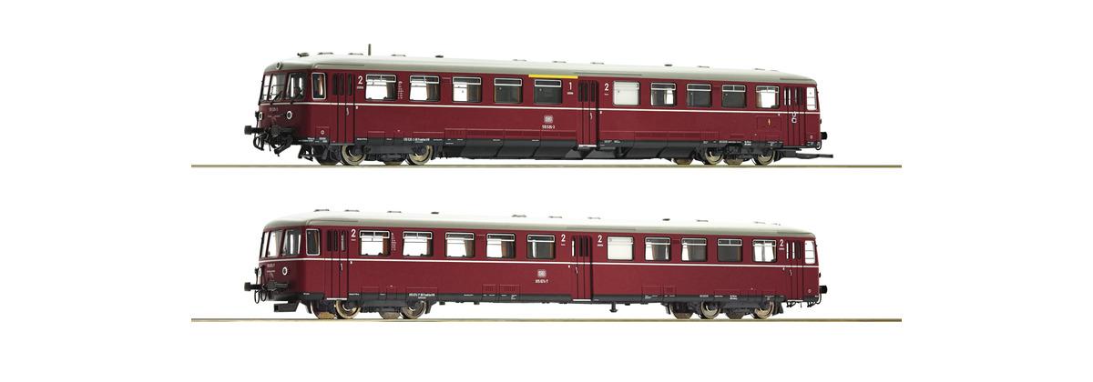 Akkutriebwag. BR 515 DB Snd. ROCO 72081