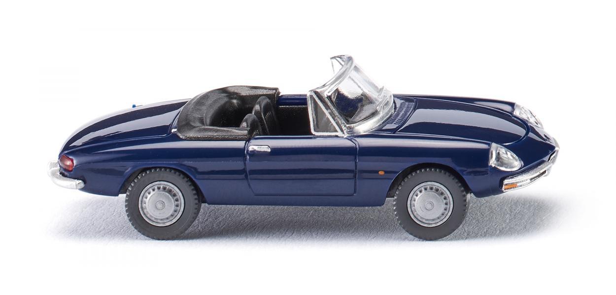 Alfa Spider - dunkelblau