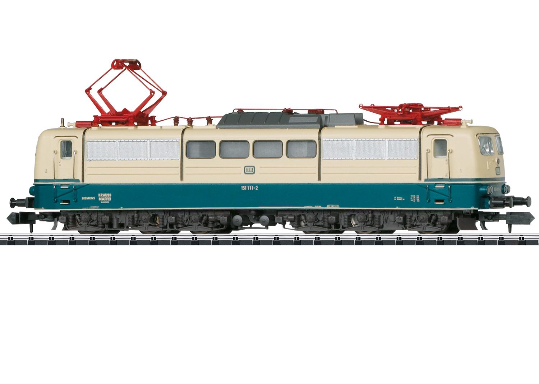 Trix 16496 Elektrolokomotive Baureihe 151 Elektrolokomotive Baureihe 151