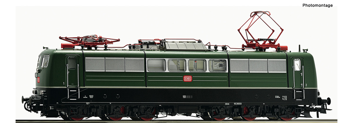 Roco 79365 Elektrolokomotive BR 151