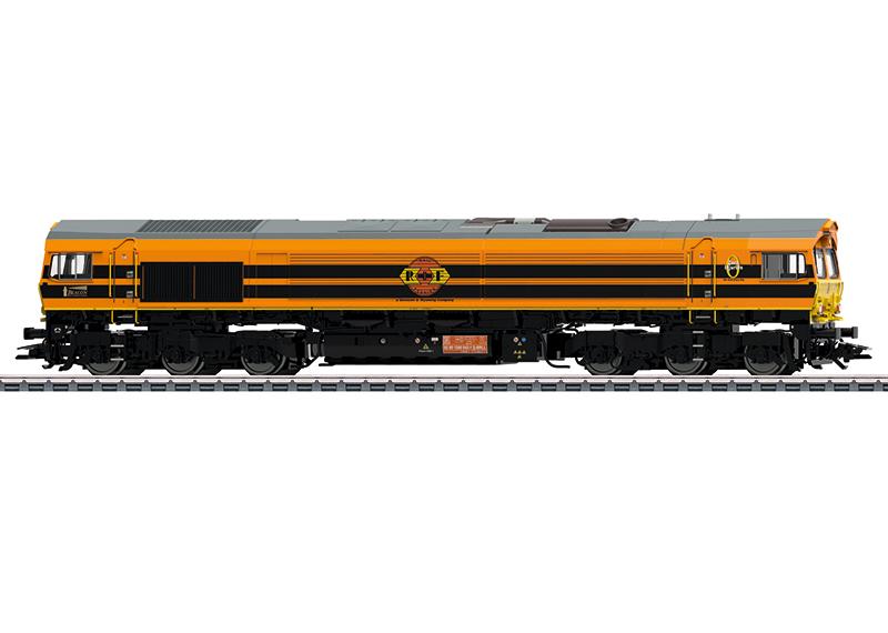 Märklin 39061 Diesellokomotive Class 66