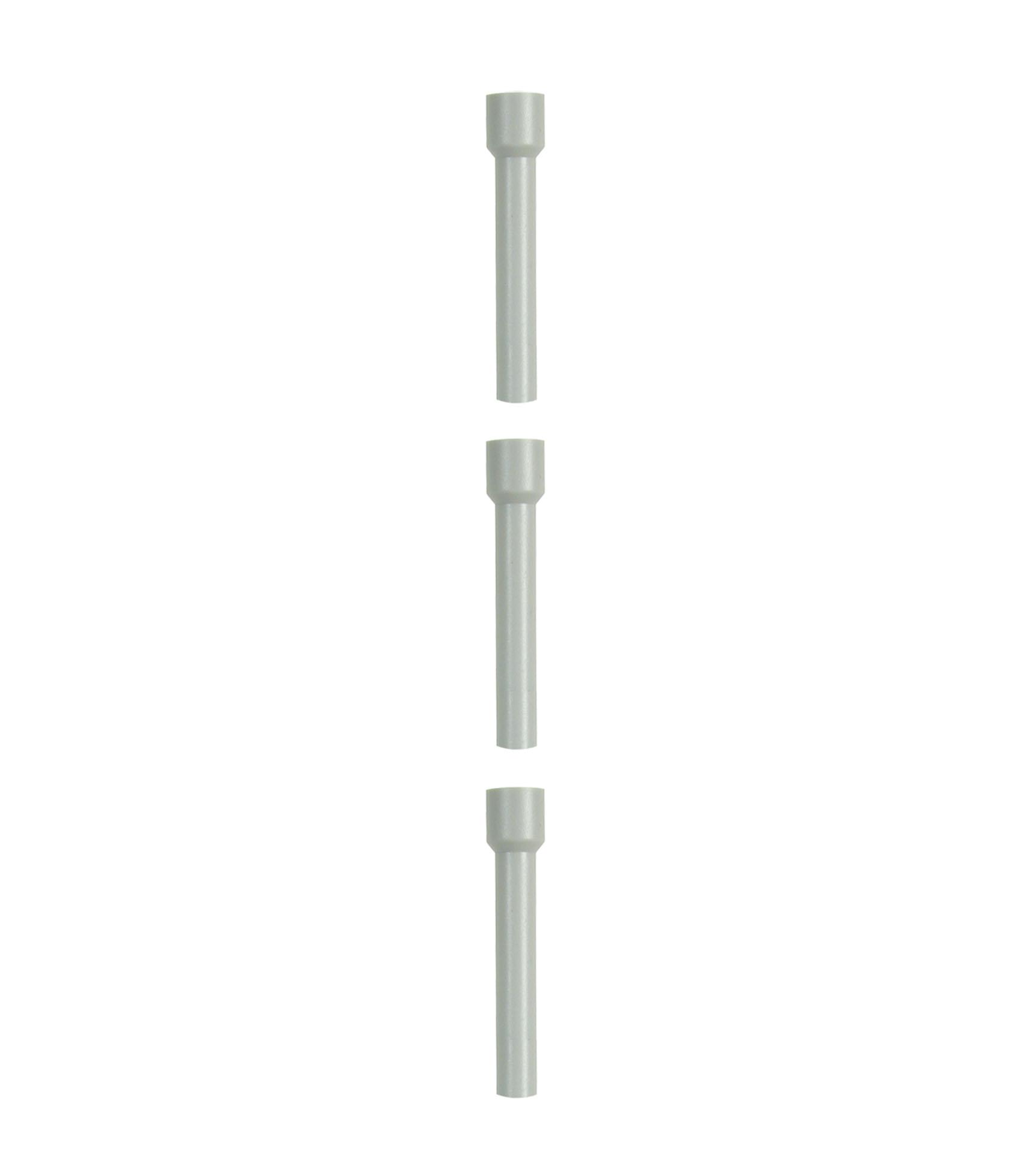 Viessmann 6833 Verlängerungen für Hausbeleuchtungssockel, 3 Stück