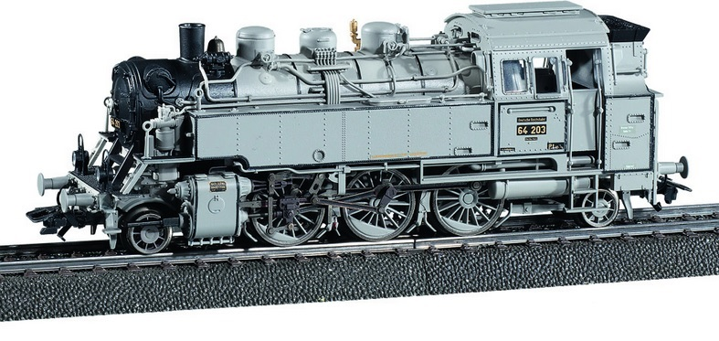 Märklin 39639 BR 64 EUROTRAIN- und idee+spiel Sondermodell
