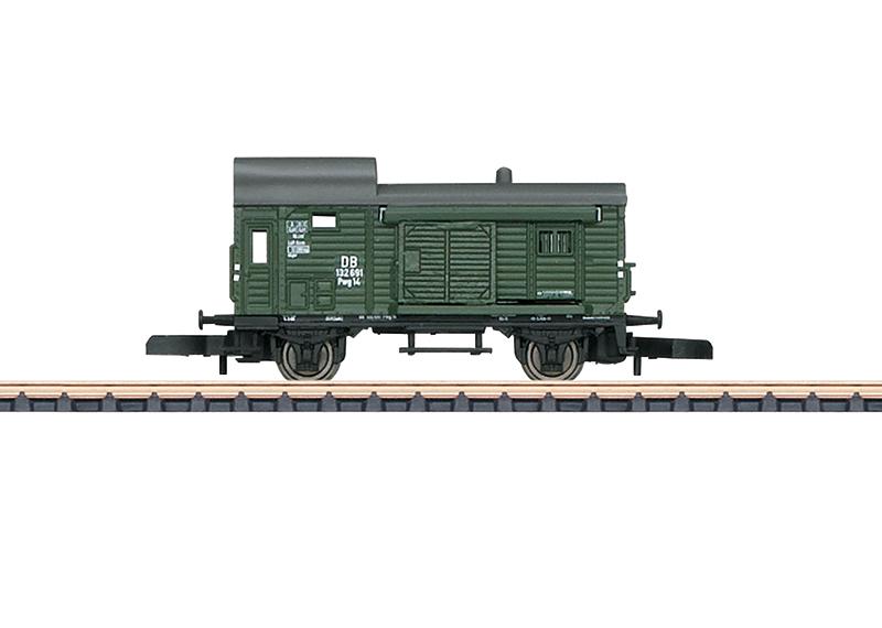 Märklin 86090 Güterzug-Gepäckwagen