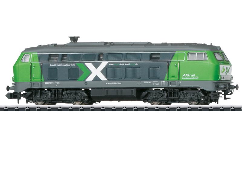 Trix 16253 Diesellokomotive Baureihe 225 Diesellokomotive Baureihe 225