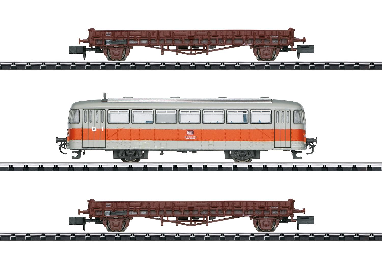 Trix 15091 Wagen-Set Streckenbesichtigung Wagen-Set Streckenbesichtigung