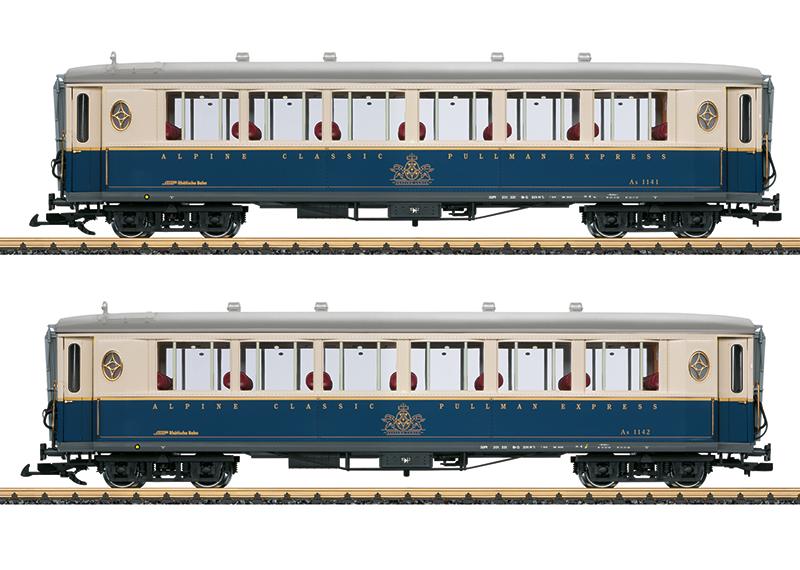LGB 36658 Personenwagen-Set