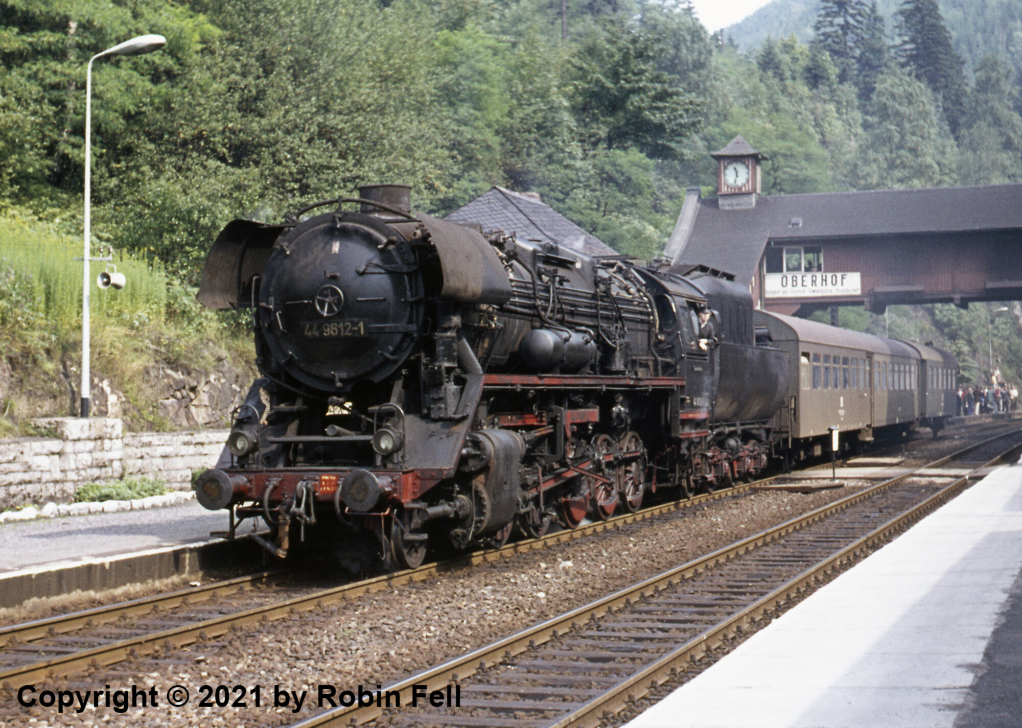 Trix 16443 Dampflokomotive Baureihe 44.9 Dampflokomotive Baureihe 44.9