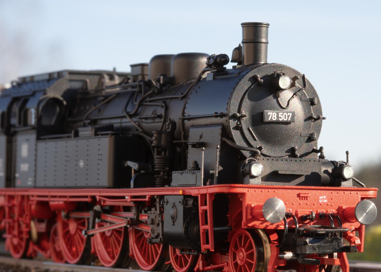 Märklin 39787 Dampflokomotive Baureihe 78 Dampflokomotive Baureihe 78
