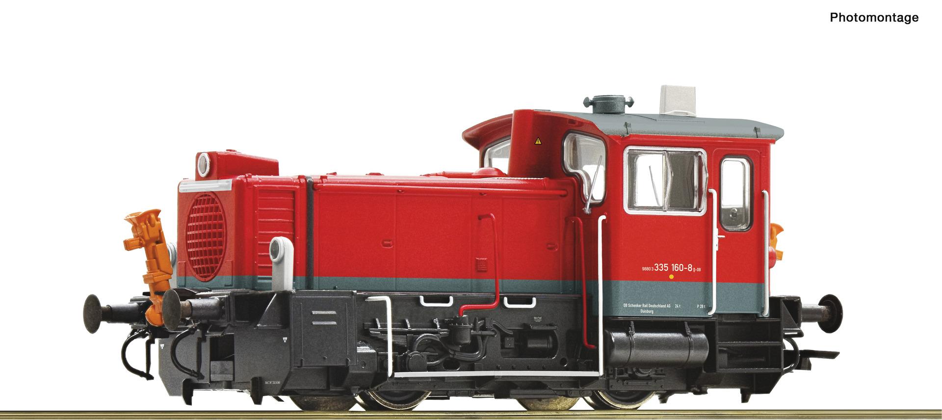 Roco 78017 Diesellokomotive 335 150-8