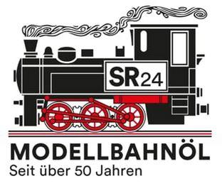 SR 24 Modellbahnöl