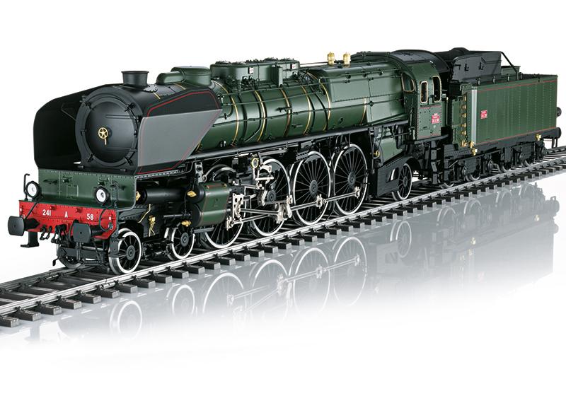 Märklin 55085 Dampflokomotive Serie 241-A-58 Dampflokomotive Serie 241-A-58