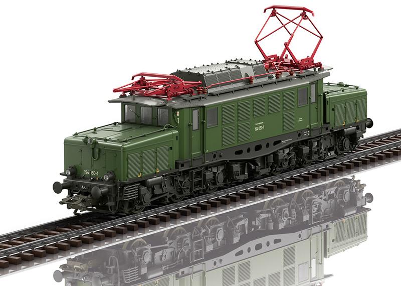 Märklin 39990 Elektrolokomotive Baureihe 194 Elektrolokomotive Baureihe 194