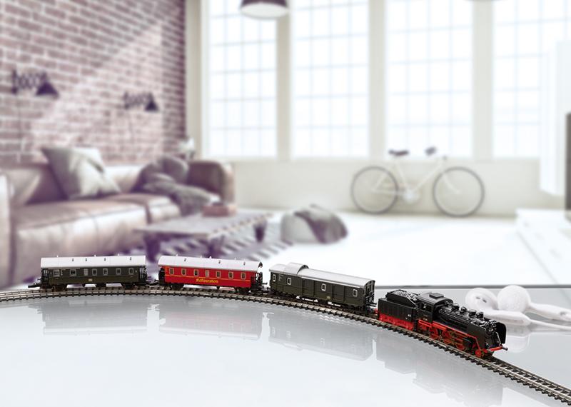 Märklin 81874 Startpackung Museums-Personenzug Startpackung Museums-Personenzug