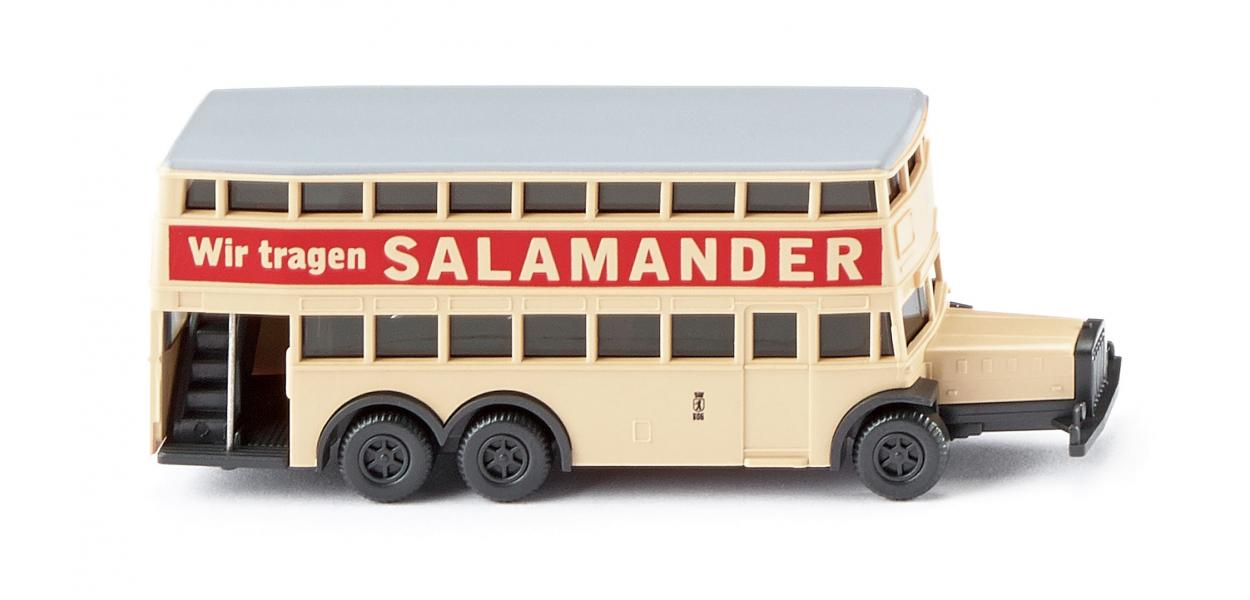Berliner Doppeldeckerbus D 38