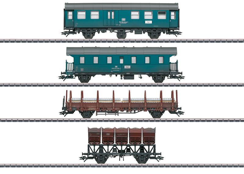 Märklin 46690 Wagen-Set Bauzug