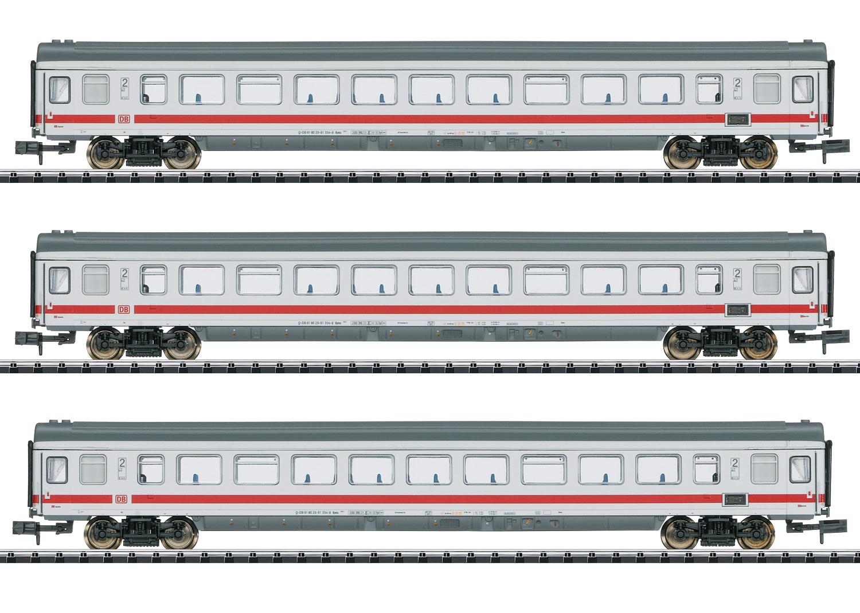 Trix 18216 Personenwagenset IC 2013 Personenwagenset IC 2013