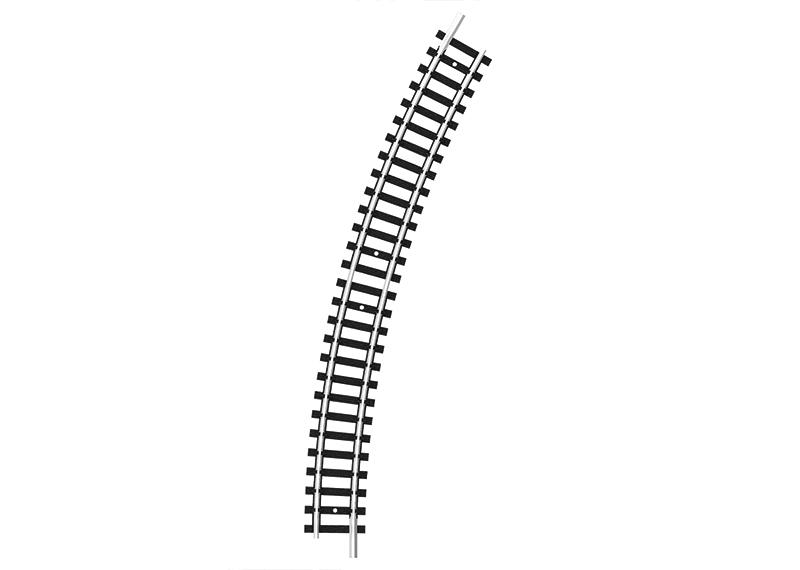 Trix 14910 Gebogenes Gleis