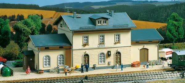 Auhagen 11368 Bahnhof Flöhatal