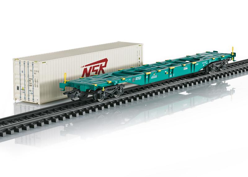Märklin 47135 Container-Tragwagen Bauart Sgns Container-Tragwagen Bauart Sgns