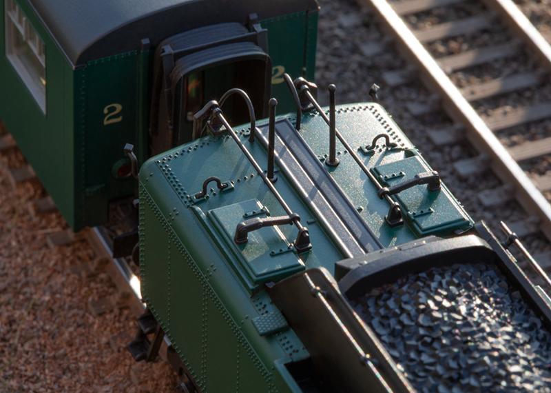 Trix 25480 Dampflokomotive Reihe 1 Dampflokomotive Reihe 1