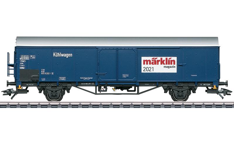 Märklin 48521 Märklin Magazin Jahreswagen H0 2021 Märklin Magazin Jahreswagen H0 2021
