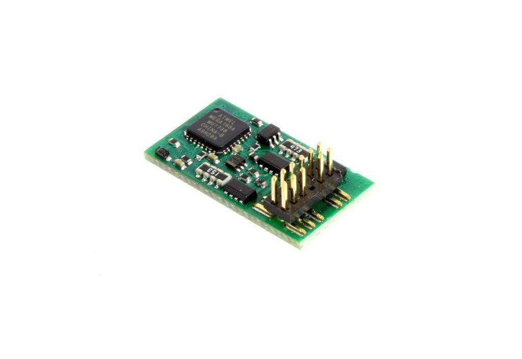 Lenz 10312-01 Decoder Decoder SILVER+ Plux12 NEM658