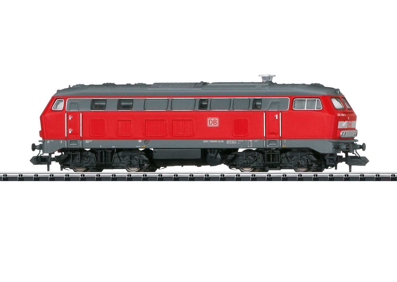 Trix 16823 Diesellokomotive Baureihe 218 Diesellokomotive Baureihe 218
