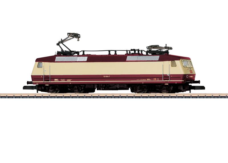 Märklin 88527 Elektrolokomotive Baureihe 120