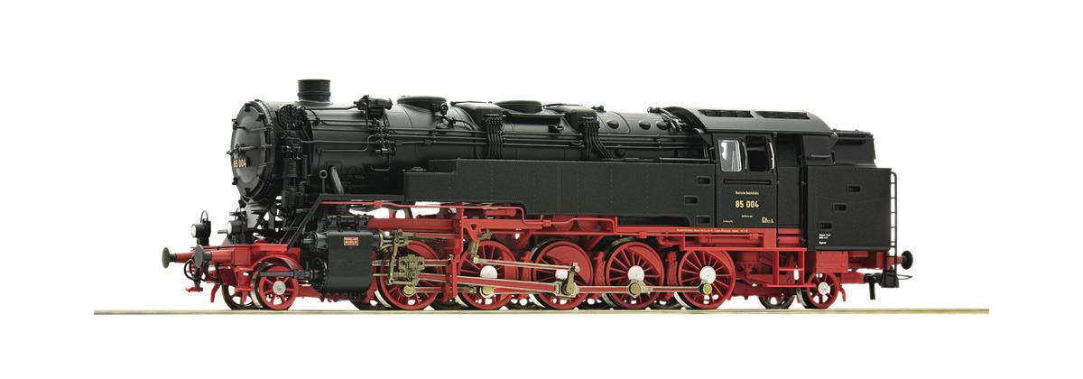 Dampflok BR 85 DRG Snd.Dampf ROCO 72193