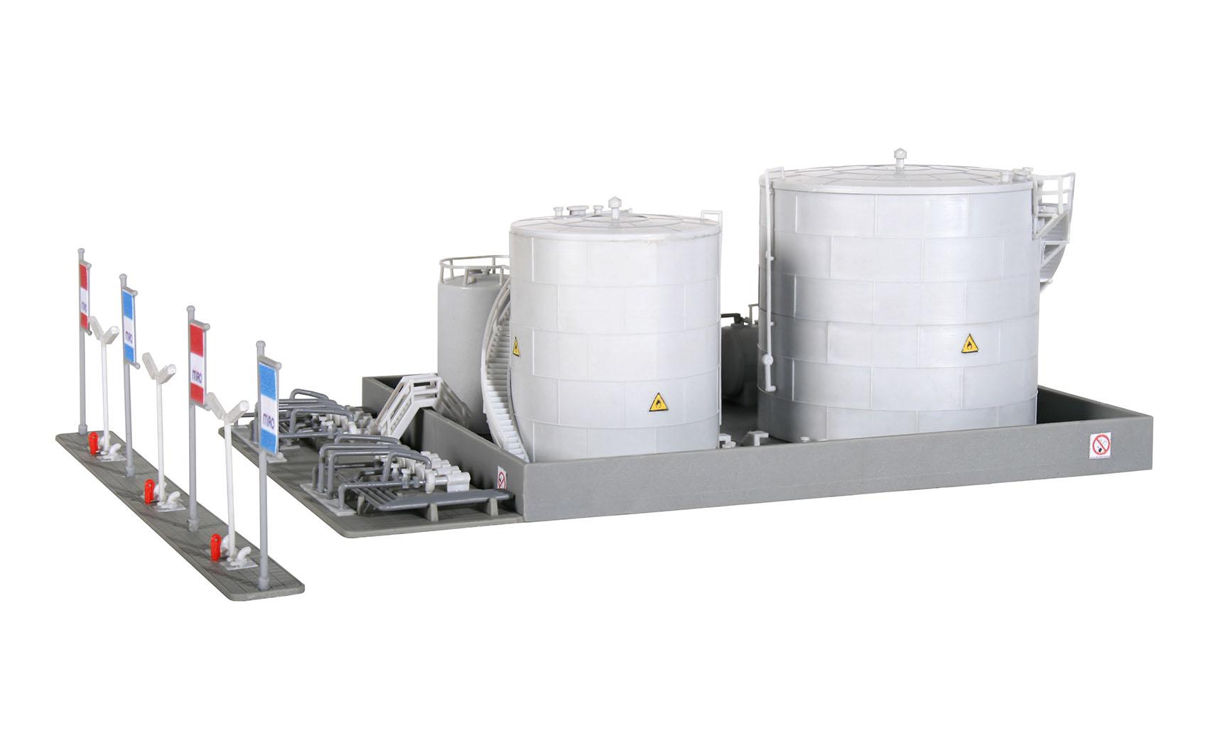 Kibri 36726 Z MIRO Tankanlage