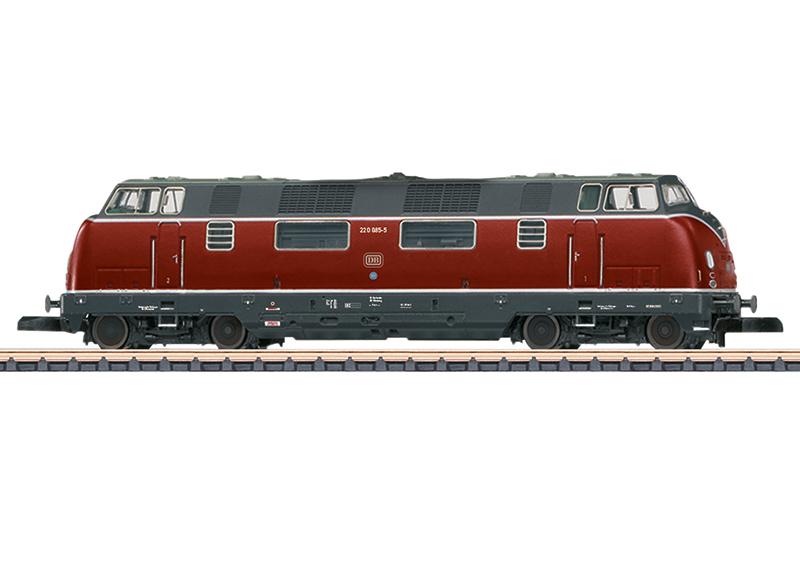 Märklin 88206 Diesellokomotive Baureihe 220 Diesellokomotive Baureihe 220