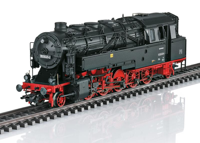 Märklin 39097 Dampflokomotive Baureihe 95.0 mit Ölfeuerung