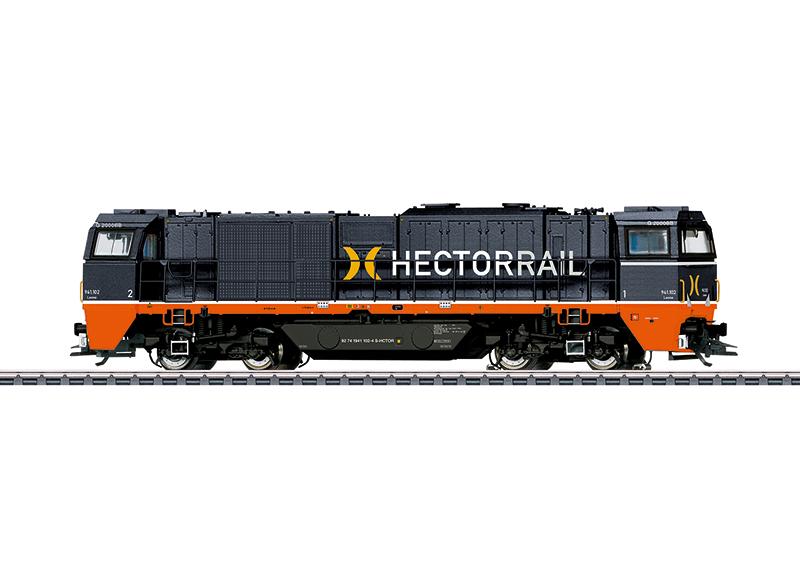 Märklin 37296 Diesellokomotive Vossloh G 2000 BB