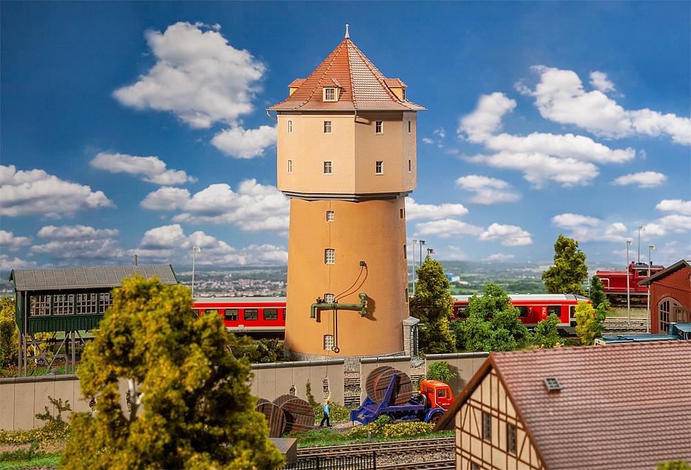 Gebr. Faller 191747 Wasserturm Freilassing